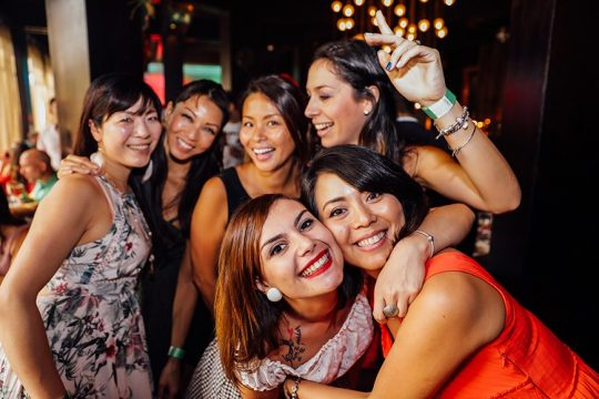 Yalumba Ladies Night Plan Out Dubai