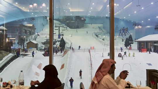 Mall of the Emirates SKI Dubai blog planoutdubai.com